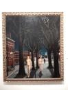 Pintura en Museo Botero