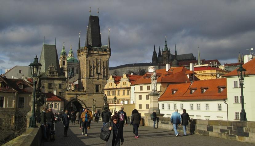 Puente Carlos de Praga